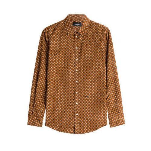 Printed Cotton Shirt Gr. 46 - produkt z kategorii- koszule męskie