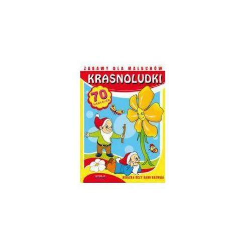 Zabawy dla maluchów - Krasnoludki Literat, oprawa broszurowa