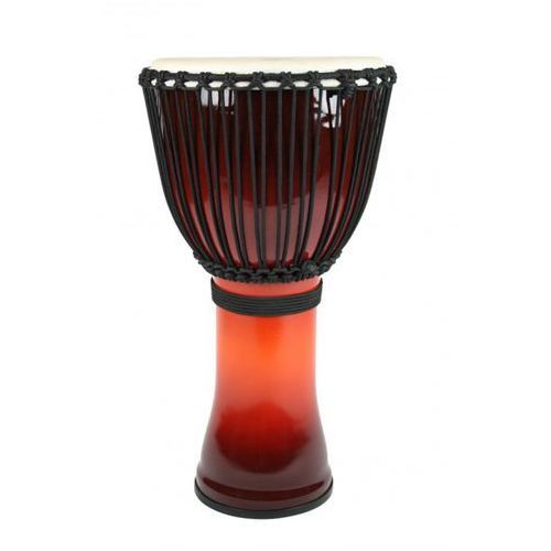 (to809217) djembe freestyle ii rope tuned african sunset marki Toca