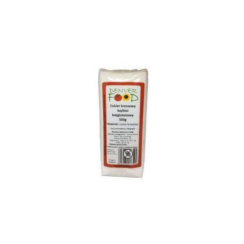 Denver food Cukier brzozowy, ksylitol bezglutenowy 500 g (5906660017592)