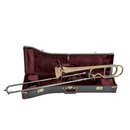 Bach (706926501) Puzon tenorowy w stroju Bb/F 42BOFG Centennial