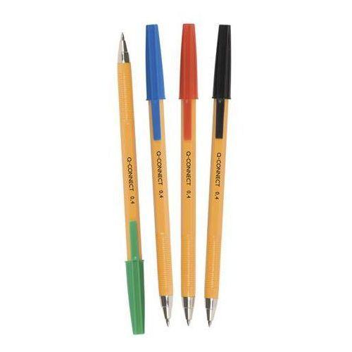 Długopis q-connect 0,4mm czarny, X01583