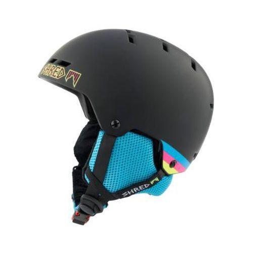 Shred bumper shrasta - kask snowboard rolki rower r. m 54-57 cm