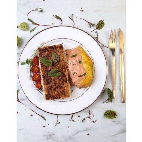 Kurczak w sosie z suszonych pomidorów z warzywną zapiekanką / niepasteryzowane marki Sportfood