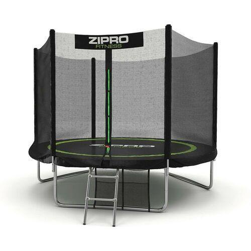 Trampolina ogrodowa Zipro z siatką zewnętrzną 8FT 252 cm