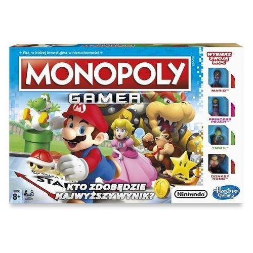 Gra Monopoly Gamer