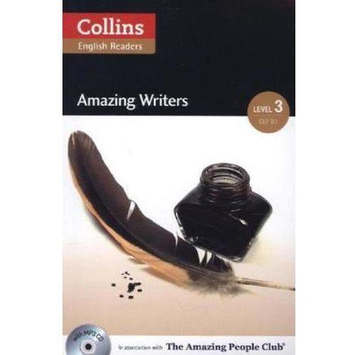 Amazing Writers + MP3, Collins