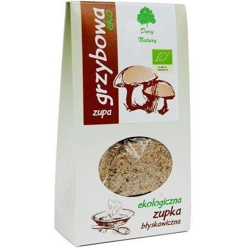 Zupka błyskawiczna w proszku grzybowa bio 30 g - dary natury marki Dary natury - inne bio
