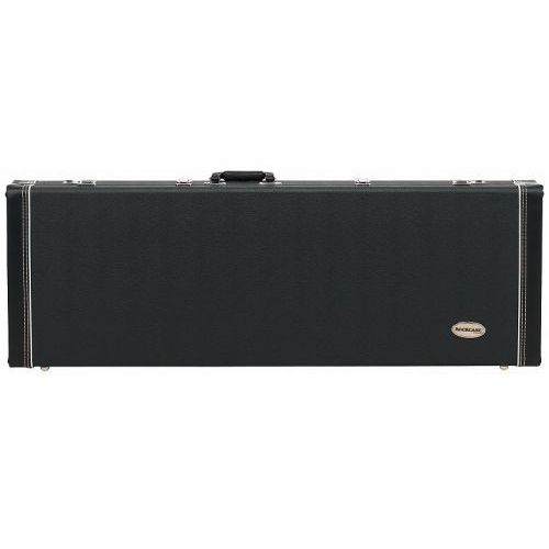 rc-10705-b/sb deluxe hardshell case, futerał do gitary basowej marki Rockcase