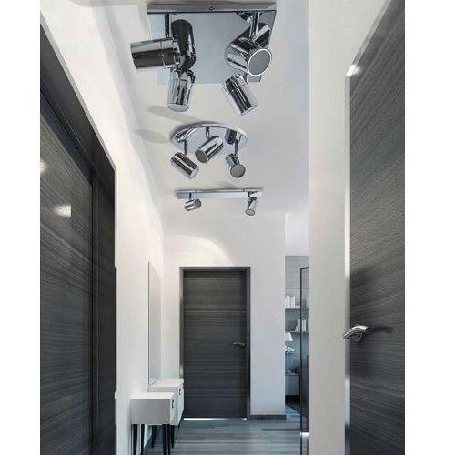 Plafon lampa sufitowa do łazienki noemie 3 3x35w gu10 ip44 chrom lc4321a marki Azzardo