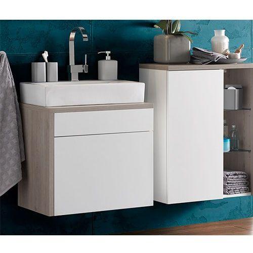 Wisząca szafka pod umywalkę (szafka do salonu) od Tchibo.pl