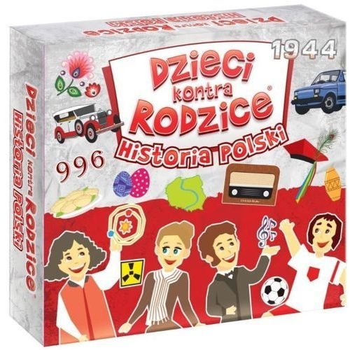 Dzieci kontra Rodzice. Historia Polski, 1010016111