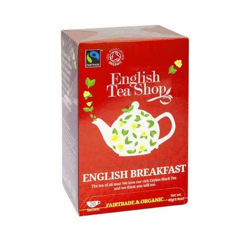 ETS English Breakfast 20 saszetek