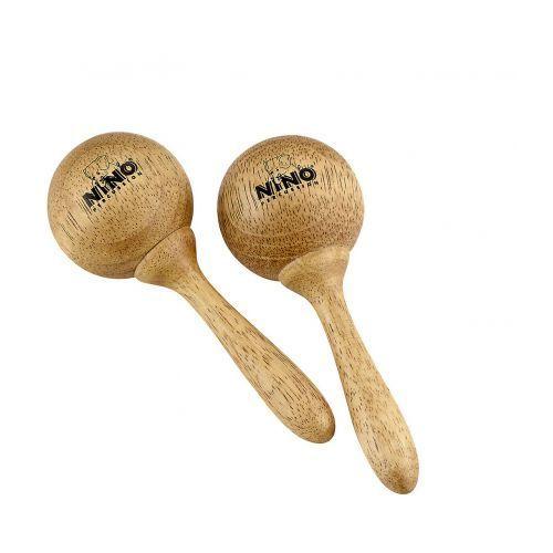 7 maracas wood shaker instrument perkusyjny marki Nino