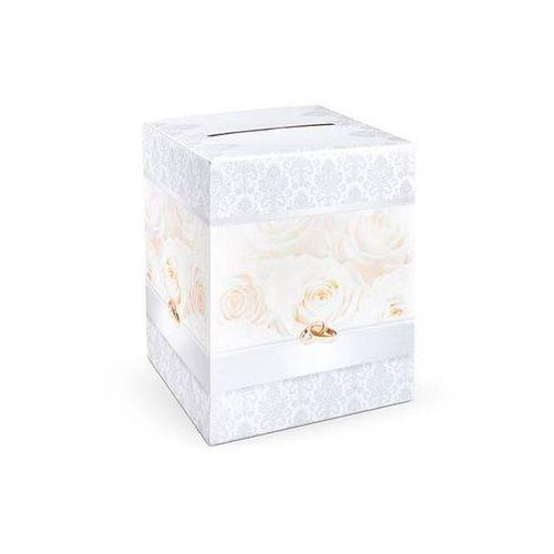 Pudełko na koperty z życzeniami, prezentami - 1 szt., #A917^e