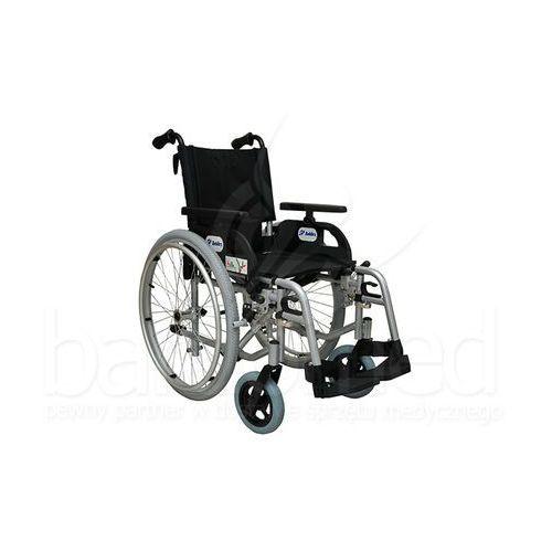 Wózek inwalidzki ręczny marlin od producenta Mobilex