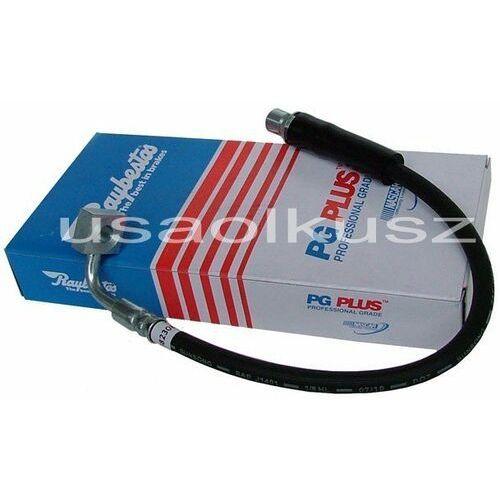 Przewód hamulcowy przedniego jednotłoczkowego zacisku hamulcowego dodge charger marki Raybestos