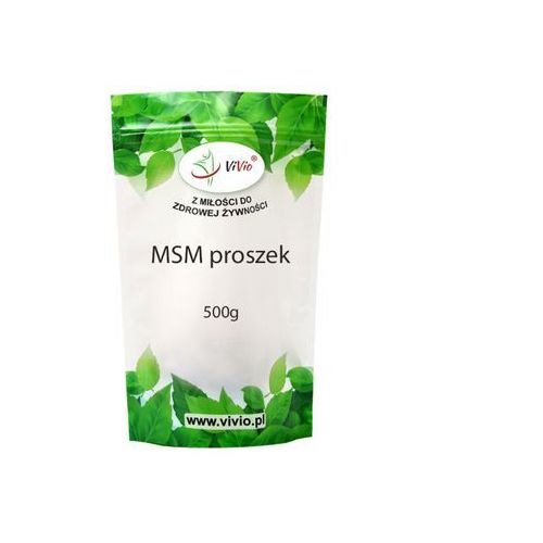 MSM proszek 500g (5902115129537)