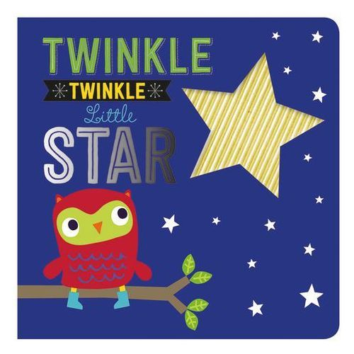 Twinkle Twinkle Little Star Touch-and-Feel