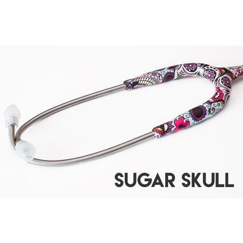 Stetoskop internistyczny md one 777 mprints - sugar skull marki Mdf