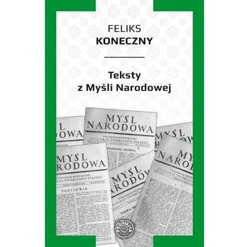 """Teksty z """"Myśli Narodowej"""""""