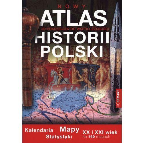 Atlas historii Polski (224 str.)