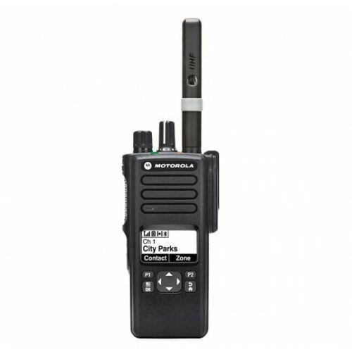 Motorola Radiotelefon dp4600e vhf