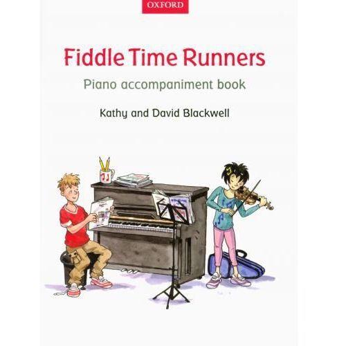 PWM Blackwell Kathy, David - Fiddle time runners. Akompaniament fortepianowy