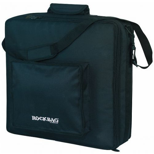 RockBag Mixer Bag Black 43 x 42 x 11 cm / 16 15/16 x 16 9 16 x 4 5/16 in