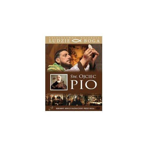 ŚW. OJCIEC PIO + Film DVD (9788362377138)