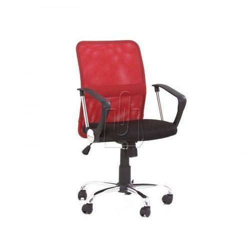 Fotel pracowniczy Tony czerwony - gwarancja bezpiecznych zakupów - WYSYŁKA 24H (2010000177303)