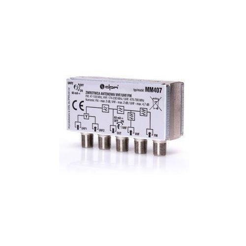 Zwrotnica antenowa DVB-T FM/VHF/UHF1/UHF2