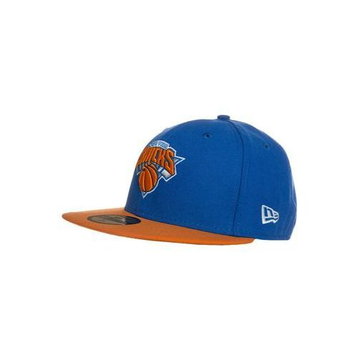 New Era 59FIFTY NEW YORK KNICKS Czapka z daszkiem nba basic neykni blue/orange - produkt dostępny w Zalando.pl