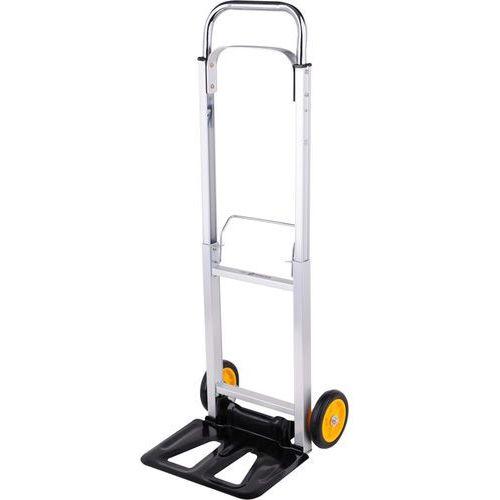 Składany wózek magazynowy 90kg / 78661 / - zyskaj rabat 30 zł marki Vorel