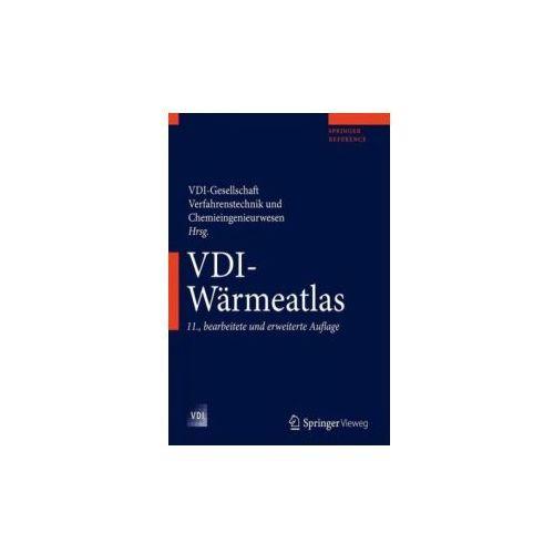 VDI-Wärmeatlas (9783642199806)