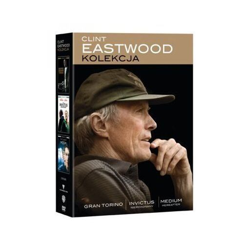 Clint eastwood kolekcja (medium, gran torino, invictus) (3 dvd) (Płyta DVD)