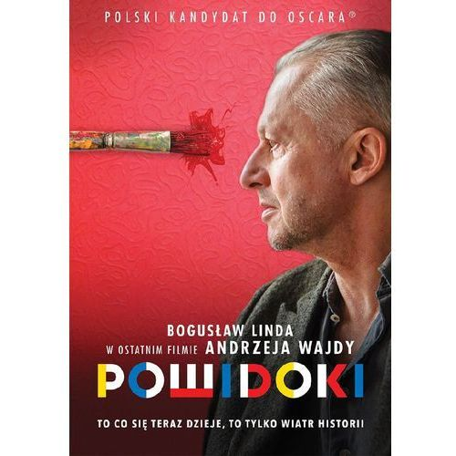Galapagos Powidoki (dvd) - andrzej wajda (7321997611028)
