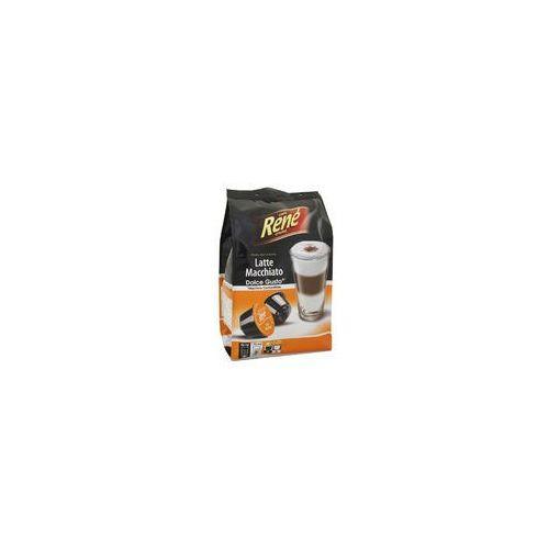 Rene latte macchiato dolce gusto 16 kapsułek (5902480014308)