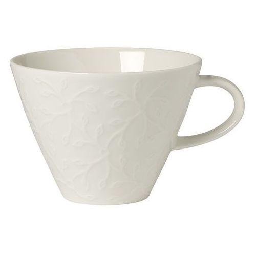 Villeroy&boch Villeroy & boch filiżanka biała kawa 0,39 l caffe club floral touch
