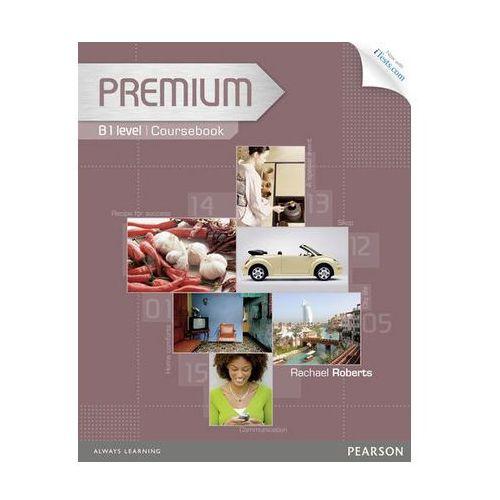 Premium B1 Coursebook + CD, Pearson Education