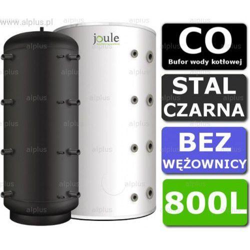 BUFOR JOULE 800L zbiornik buforowy akumulacyjny CO bez wężownicy Wysyłka gratis!, BBMSD-00-0800F