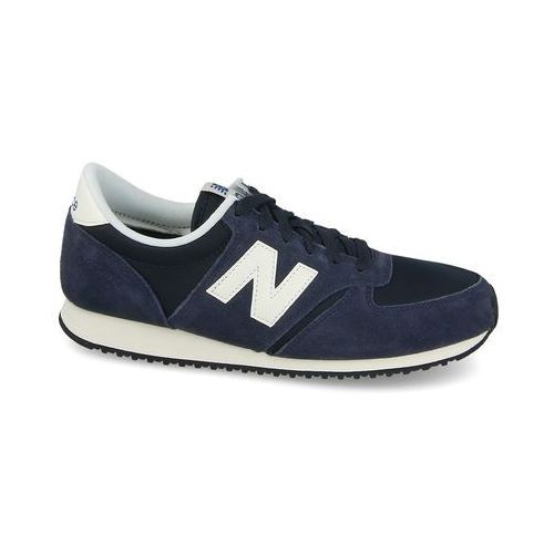 Buty u420nvb - niebieski marki New balance
