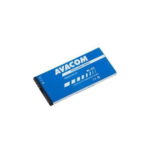 Bateria  pro nokia lumia 630, 635, li-ion 3,7v 1500mah (bl-5h) marki Avacom