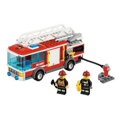 Lego City WÓZ STRAŻACKI 60002 z kategorii: klocki dla dzieci