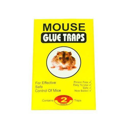 Odstraszanie Pułapka na myszy klejowa, lep na myszy. mouse glue traps 2 szt.