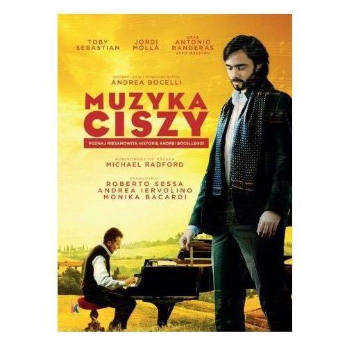Muzyka ciszy - film DVD