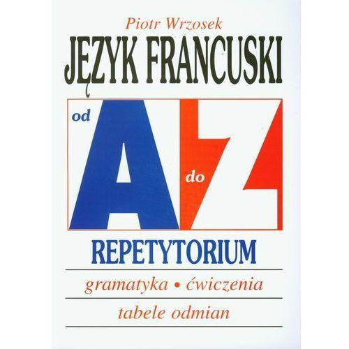 Język francuski od A do Z. Repetytorium, KRAM