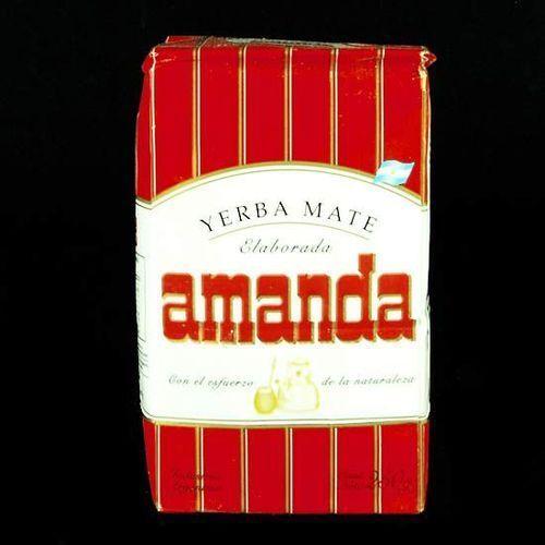 Intenson Yerba mate Amanda 250g (7792710000038)