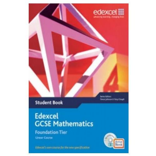 Edexcel GCSE Maths 2006: Linear Foundation Student Book and Active Book with CDROM (9781903133903)