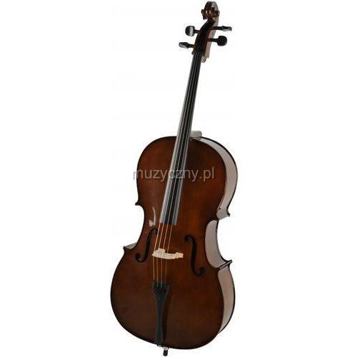 sr-1108-a-4/4 student ii cello set 4/4 - wiolonczela 4/4 marki Stentor